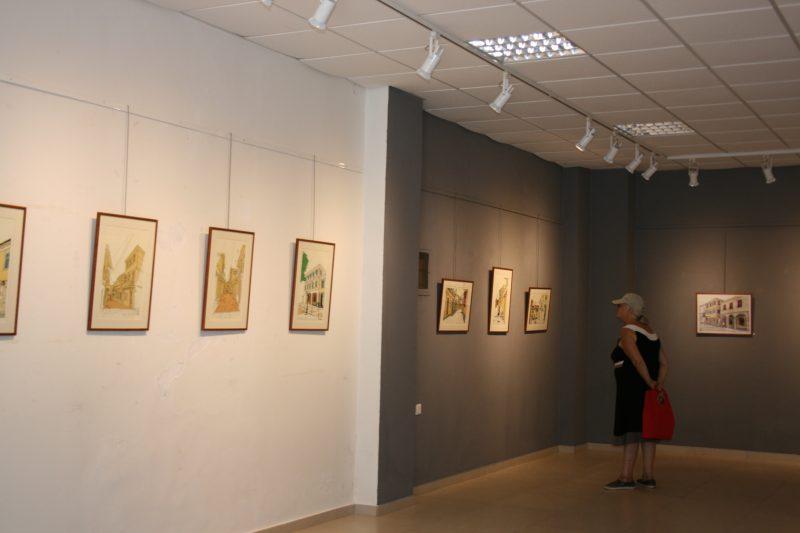 Οι Αίθουσες Τέχνης του Πνευματικού Κέντρου και ο κανονισμός λειτουργίας τους