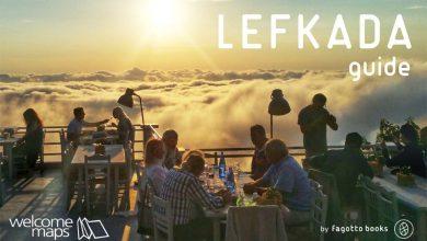 Κυκλοφόρησε ο διαφημιστικός χάρτης Lefkada guide 2020