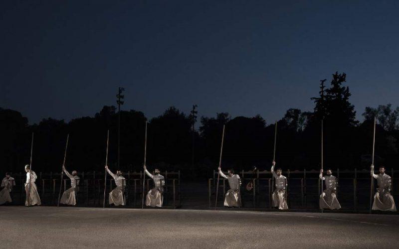 Live from Epidaurus: Για πρώτη φορά παράσταση αρχαίου δράματος ζωντανά στο διαδίκτυο για το διεθνές κοινό
