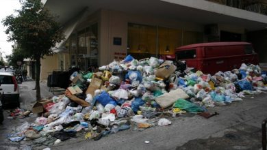 Έρχεται χαράτσι στα σκουπίδια – Περιβαλλοντικό τέλος για την ταφή τους