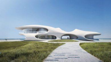 Κίνα: Η εντυπωσιακή «Βιβλιοθήκη – Σκουληκότρυπα»