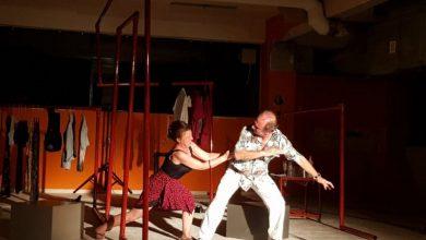 Η θεατρική παράσταση «Λεύτερο Ζευγάρι» στο Κηποθέατρο Άγγελος Σικελιανός