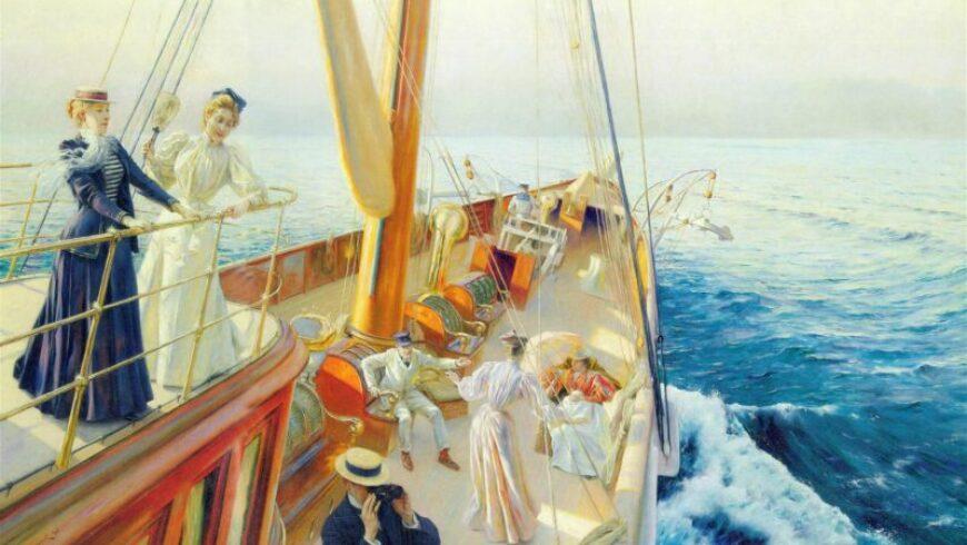 Δέκα διάσημοι πίνακες «λουσμένοι» στο μεσογειακό φως