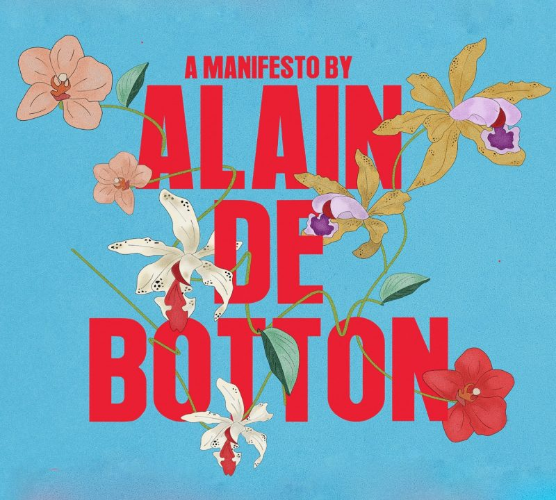 To μανιφέστο του Αλέν ντε Μποτόν