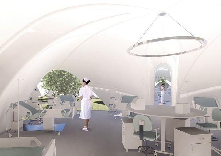 Πώς μπορεί η αρχιτεκτονική να σώσει την ανθρωπιά μας στην πανδημία