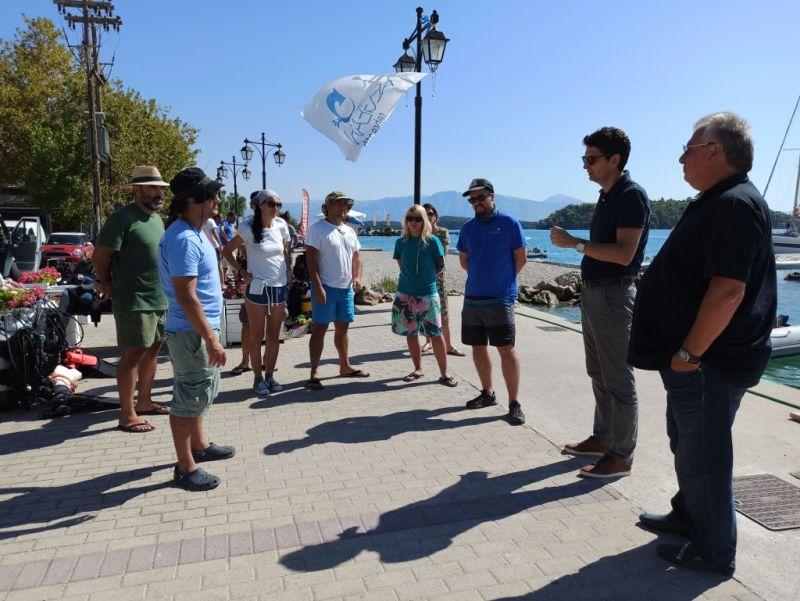 Δήμος Λευκάδας: Ένα απόλυτα επιτυχημένο διήμερο περιβαλλοντικών δράσεων