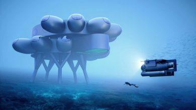 Ένας «διαστημικός σταθμός» μέσα στην θάλασσα!