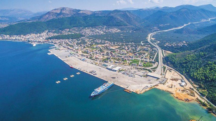 Έντονο επενδυτικό ενδιαφέρον για το λιμάνι της Ηγουμενίτσας