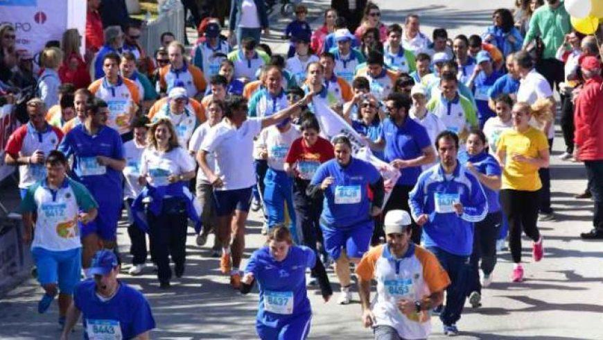 Προπονήσεις προγράμματος Special Olympics από το ΚΔΑΠ ΜΕΑ Λευκάδας