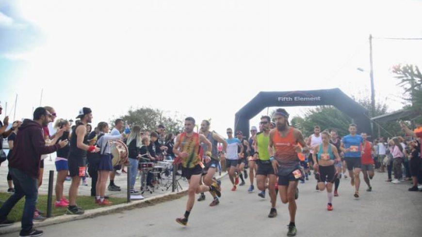Ματαίωση του αγώνα ορεινού τρεξίματος Lefkas Trail Run 2020