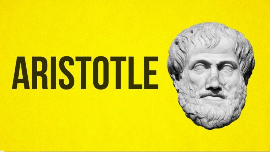 Ο Αριστοτέλης για αρχάριους