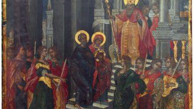 Ανακοίνωση σχετικά με τη φετινή πανήγυρη του Ιερού Ναού Εισοδίων της Θεοτόκου
