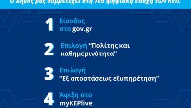 Ενημέρωση για τη λειτουργία ΚΕΠ του Δήμου Λευκάδας