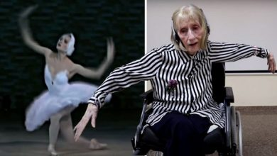 Πρώην μπαλαρίνα με Αλτσχάιμερ ακούει τη Λίμνη των Κύκνων και το σώμα της «ξυπνά»