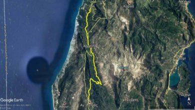 Π.Ε. Λευκάδας: Προς εκτέλεση ο δρόμος Καλαμίτσι-Χορτάτα-Μανάσι-Νικολή-Αγ. Πέτρος