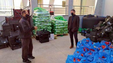 Π.Ε. Λευκάδας: Με επιτυχία η 4η διανομή ΤΕΒΑ – 13 τόνοι τροφίμων και υλικών σε 150 οικογένειες