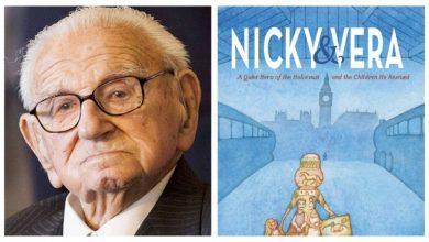 Νίκολας Γουίντον: Νέο παιδικό βιβλίο για τον αφανή ήρωα που έσωσε 669 παιδιά από το Ολοκάυτωμα