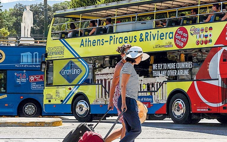 Τουρισμός: Στην πρώτη τετράδα η Ελλάδα