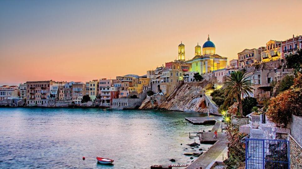 Η Λευκάδα στις προτάσεις του ταξιδιωτικού περιοδικού Conde Nast Traveller για το 2021