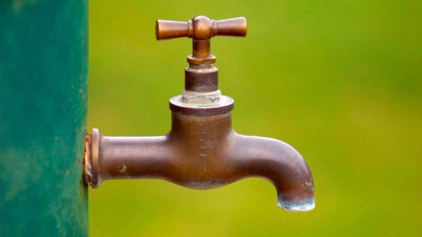 Διακοπή νερού ή μειωμένη πίεση αύριο Τετάρτη 13 Ιανουαρίου λόγω βλάβης
