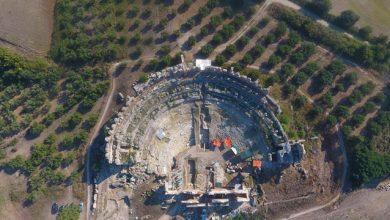 Παραμερίζοντας το πέπλο του χρόνου: Ρωμαϊκό θέατρο Νικόπολης