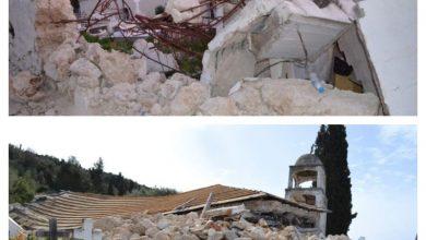 Π.Ε. Λευκάδας: Δημοπρατήθηκαν μελέτες 35.000 ευρώ για την αποκατάσταση της Αγ. Παρασκευής και της Κοιμήσεως Θεοτόκου στο Αθάνι Λευκάδας