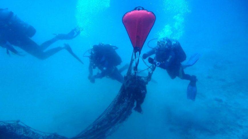 Στο National Geographic σήμερα Δευτέρα 15/2 στις 9μ.μ., ο Δήμος Λευκάδας με την Aegean Rebreath