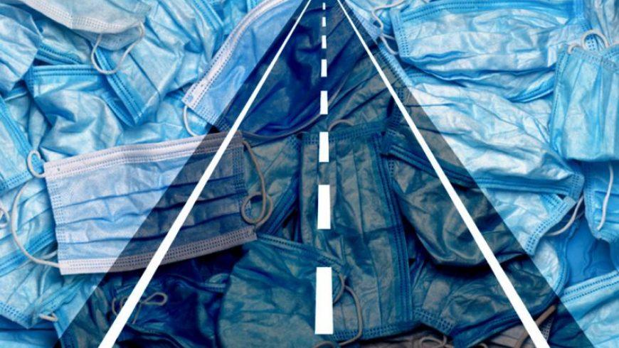 Οι χειρουργικές μάσκες μπορούν να γίνουν… αυτοκινητόδρομοι!