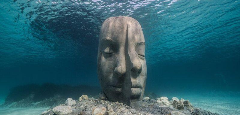 Ο Jason deCaires Taylor και τα φανταστικά υποβρύχια μουσεία του