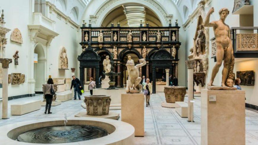 Πάνω από ένα εκατομμύριο αντικείμενα που μπορείτε να δείτε στο V&A του Λονδίνου