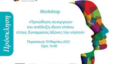 Online σεμινάριο για ιδέες κοινωνικής επιχειρηματικότητας