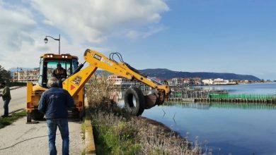 Παράκτιος καθαρισμός από τον Δήμο Λευκάδας
