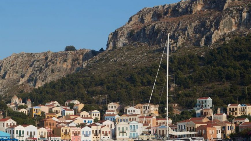 Μεγανήσι, Κάλαμος και Καστός στα πρώτα «Covid Free» νησιά της Ελλάδας