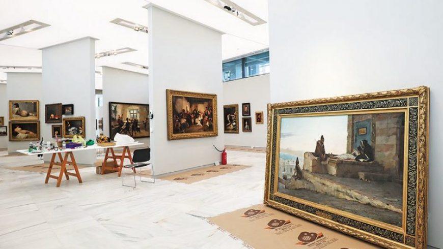 Έτοιμη η νέα Εθνική Πινακοθήκη