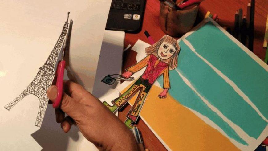 Μουσείο Ελληνικής Παιδικής Τέχνης: Η τέχνη στο διαδικτυακό σχολικό περιβάλλον
