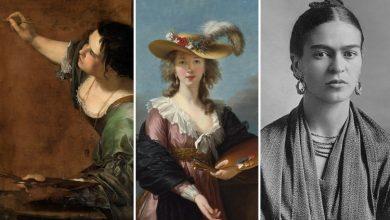 10 σπουδαίες γυναίκες ζωγράφοι που καθόρισαν την ιστορία της Τέχνης – και όχι μόνο