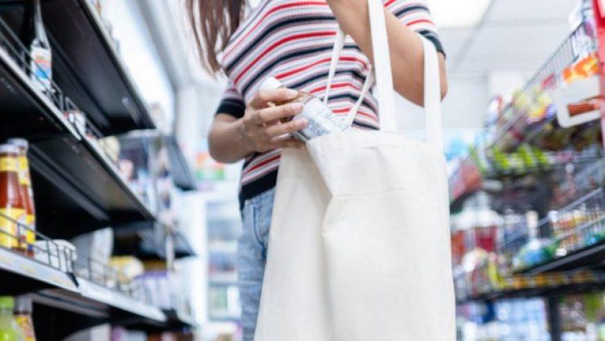 ΙΕΛΚΑ: Μείωση 99,9% στη χρήση πλαστικής σακούλας ελαφρού βάρους στα σούπερ μάρκετ το 2020