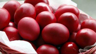 Γατί βάφουμε τα αυγά κόκκινα τη Μεγάλη Πέμπτη – Τι συμβολίζει