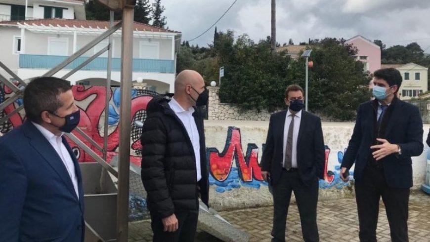 Δήμος Λευκάδας: Δίκτυο Δήμων – προστασία του θαλάσσιου περιβάλλοντος