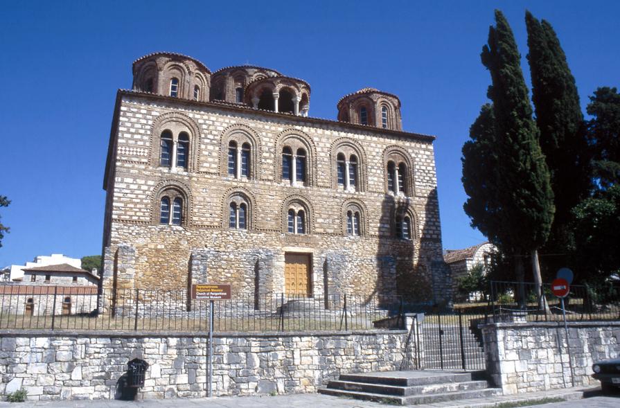 Παρηγορήτισσα Άρτας: Ένα αριστούργημα της βυζαντινής αρχιτεκτονικής
