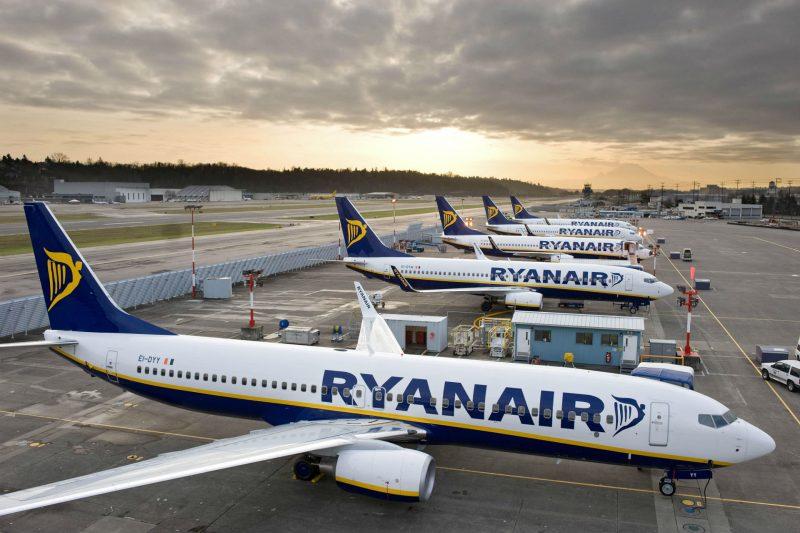 Η Ryanair ανακοίνωσε το μεγαλύτερο θερινό πρόγραμμα που είχε ποτέ για την Ελλάδα