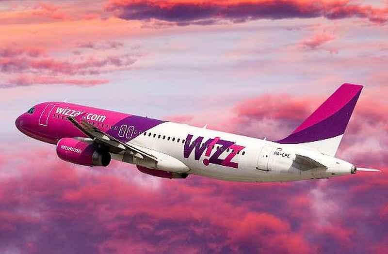 Wizz Air: Νέες συνδέσεις με Ηράκλειο, Σαντορίνη, Θεσσαλονίκη, Πρέβεζα και Μύκονο