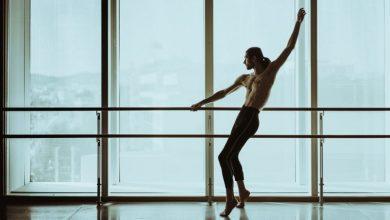 Ο Βαγγέλης, ο Στέλιος και ο Γιώργος εξηγούν γιατί στο μπαλέτο δεν χωρούν στερεότυπα