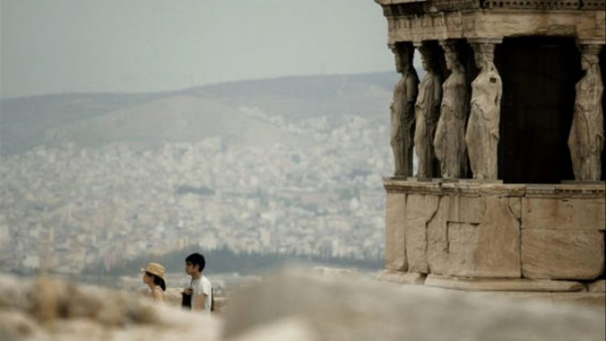 Να γιατί η Ελλάδα θα γεμίσει Αμερικανούς τουρίστες το καλοκαίρι