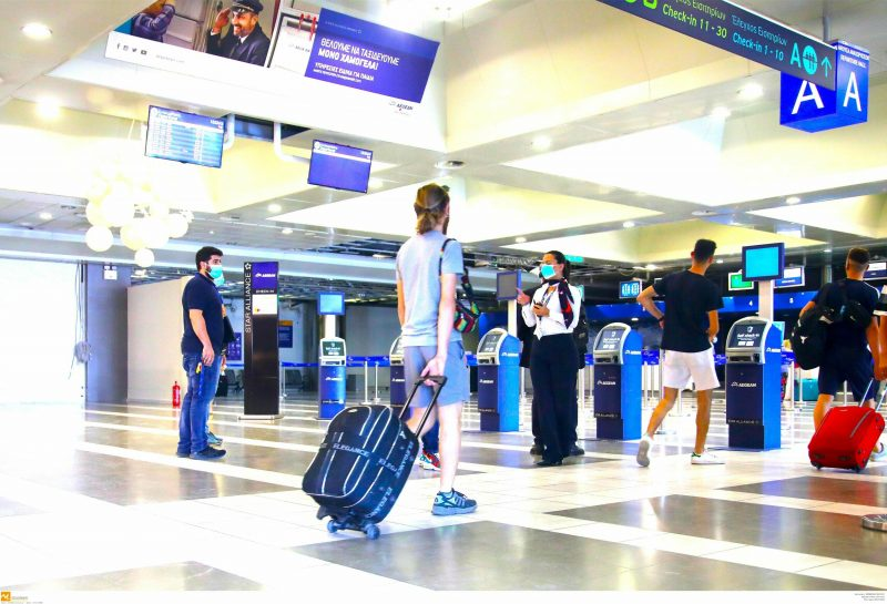 Ανοίγει ο τουρισμός στην Ελλάδα: Το πρωτόκολλο για την είσοδο στη χώρα