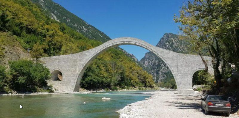 Βραβείo Ευρωπαϊκής Κληρονομιάς στην υποψηφιότητα του ΥΠΠΟ για την αποκατάσταση του Γεφυριού της Πλάκας