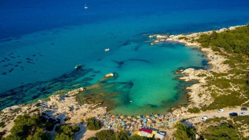 Στις πέντε χώρες με τα πιο καθαρά νερά για μπάνιο στην Ευρώπη η Ελλάδα