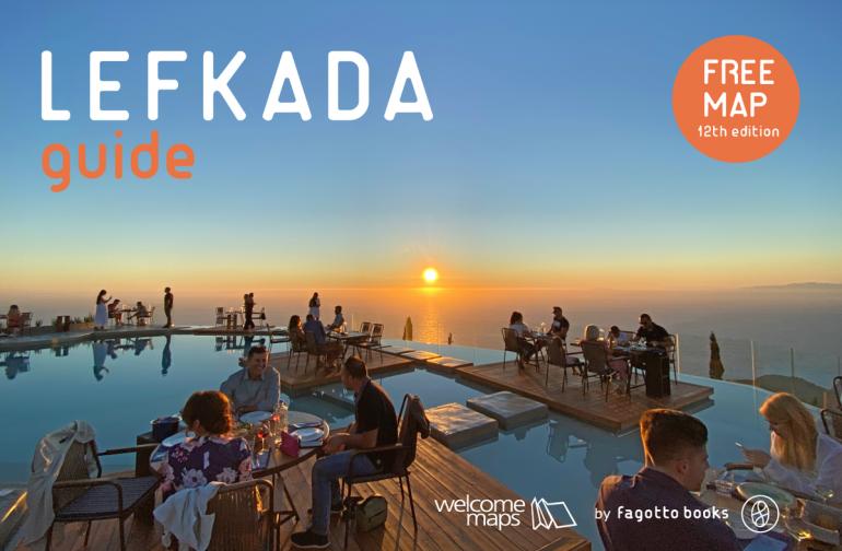 Έτοιμος ο διαφημιστικός χάρτης Lefkada guide 2021