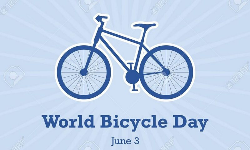 3 Ιουνίου: Παγκόσμια Ημέρα Ποδηλάτου