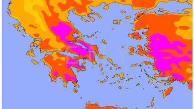 Π.Ε. Λευκάδας: Υψηλός κίνδυνος πυρκαγιάς και καύσωνας σήμερα Πέμπτη 1 Ιουλίου 2021– Τι πρέπει να προσέχουν οι πολίτες